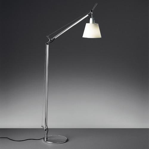 Artemide Tolomeo Basculante Reading Floor A014610 floor lamp