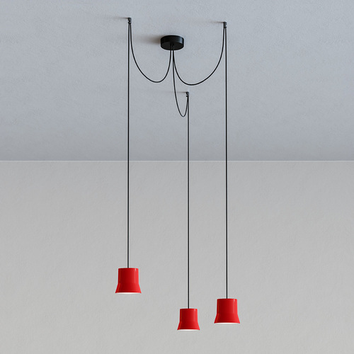 Hanging lamp Artemide Gio.Light Cluster 0232030A