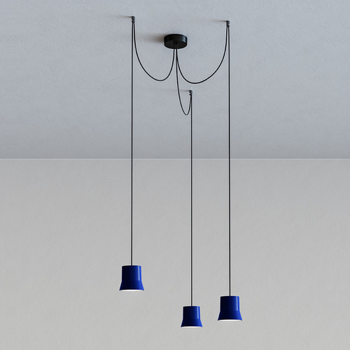 Hanging lamp Artemide Gio.Light Cluster 0232040A