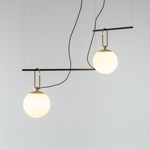 Artemide Nh S3 2 Arms