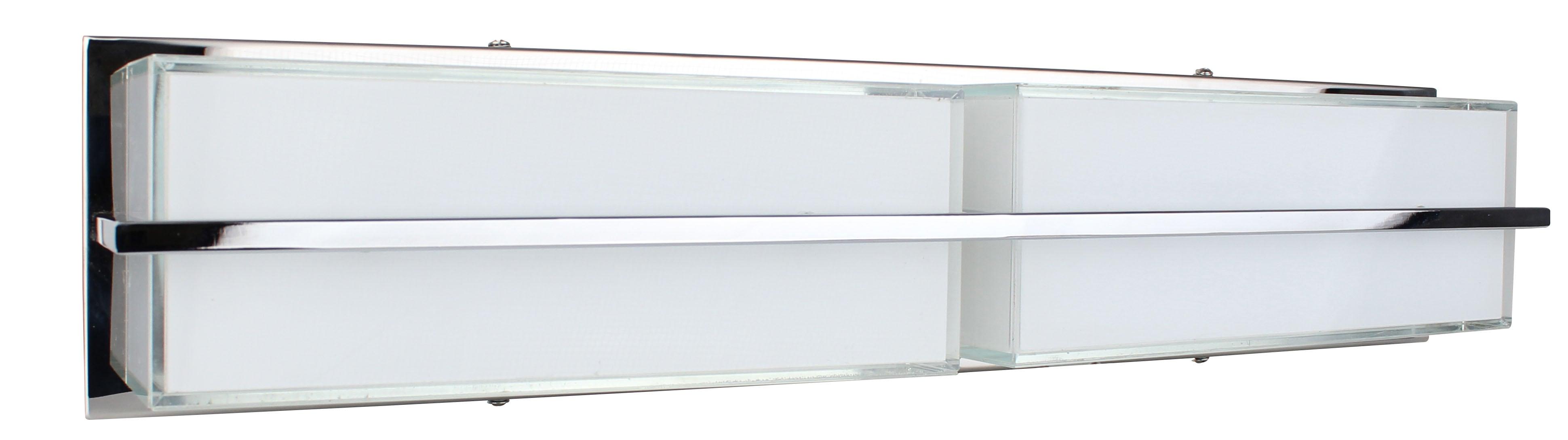 Chromed Sally LED / white LED 20W