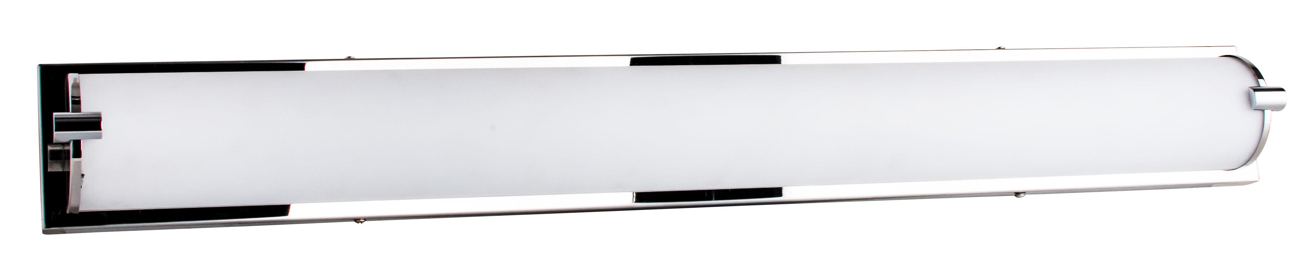 Wall lamp Romy chromowany / white LED 40W