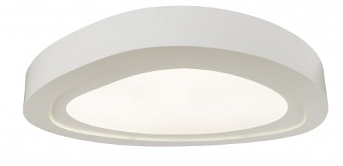 ModernPlafon Cloud white LED 66W