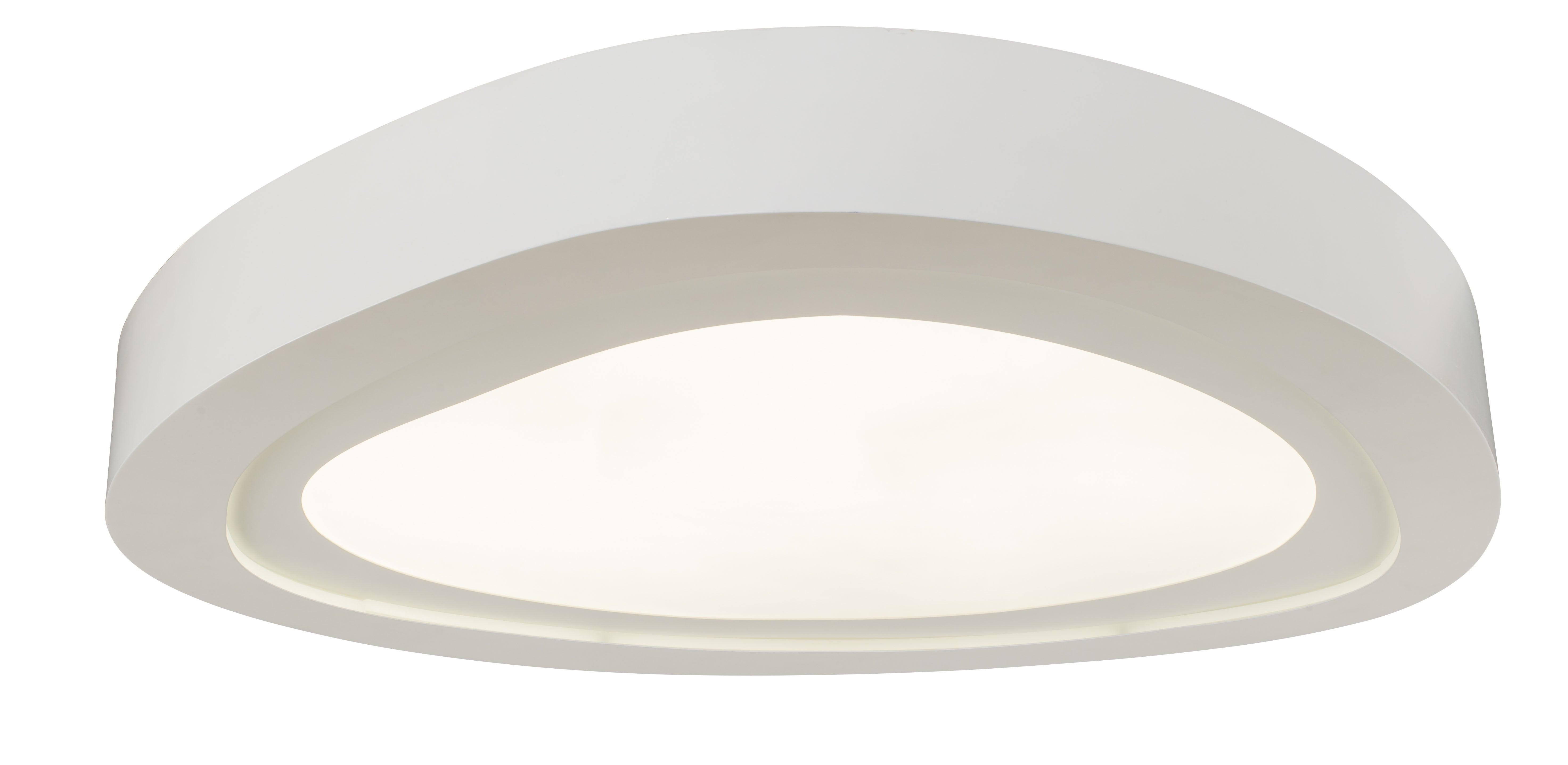White Ceiling Cloud LED 24W