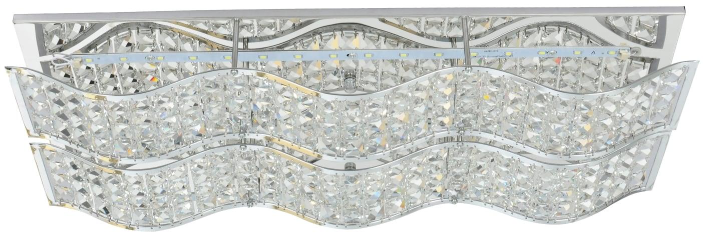 Stylish Ceiling Spindle LED 16W chrome