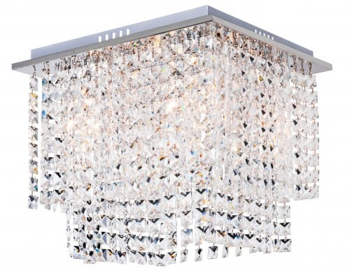 Luxurious Ceiling Euphoria chrome E14 40W