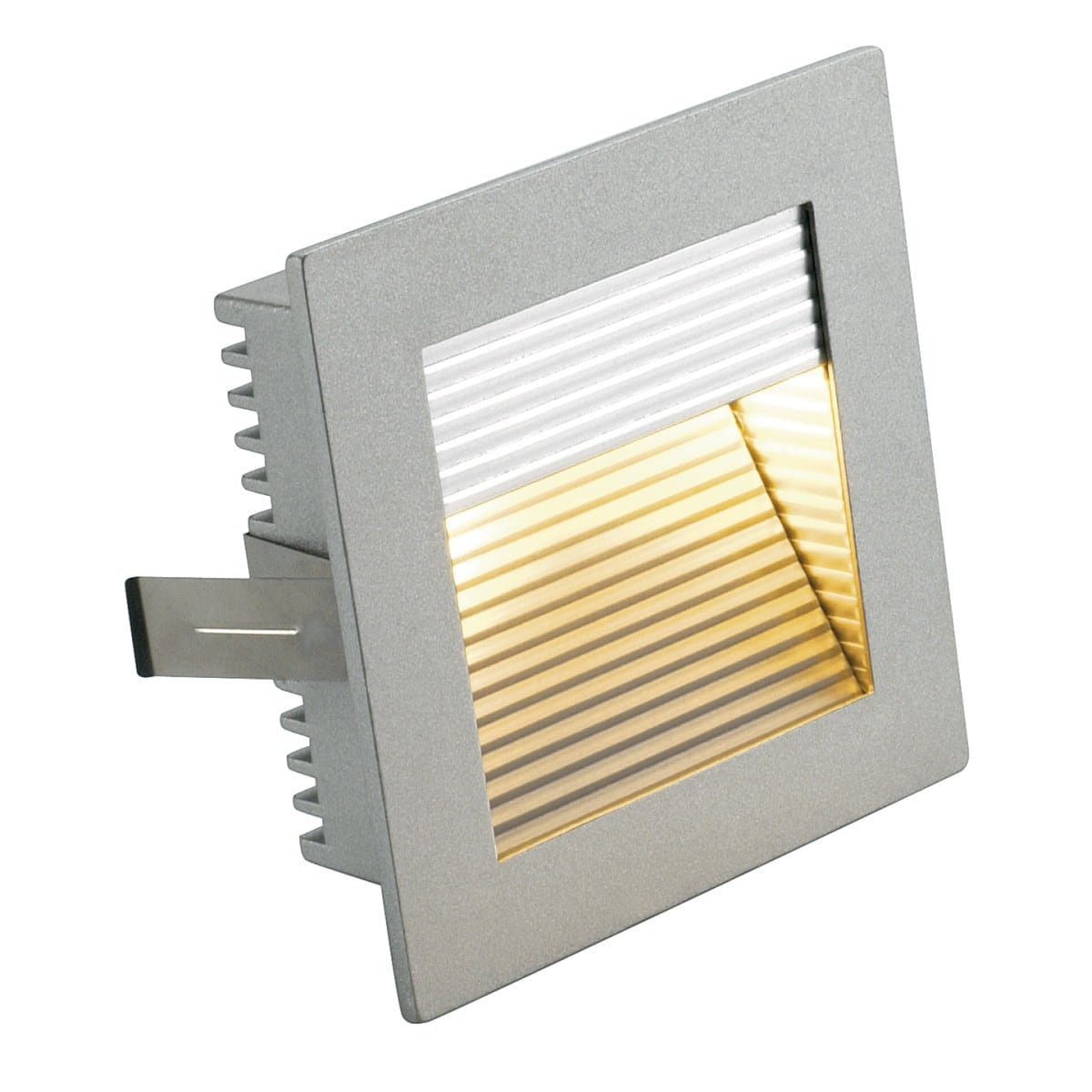 Recessed wall luminaire SLV FLAT FRAME CURVE 112772