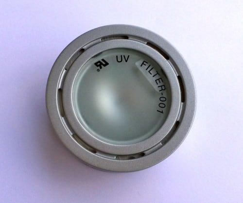 Oprawa meblowa natynkowa SLV 65 mm UV Filter 2