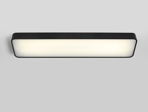 LAXO 90x20 ceiling lamp - graphite small 3
