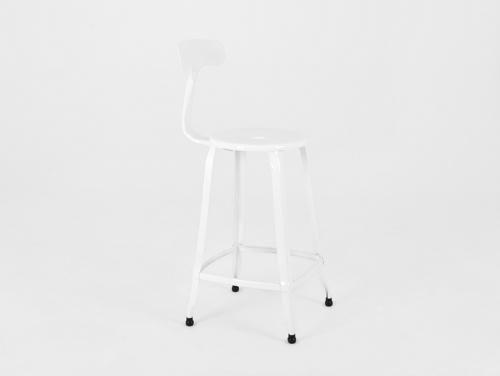SOHO BAR bar stool - white