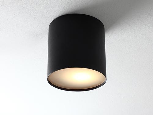 U-LITE M GU10 ceiling lamp - black