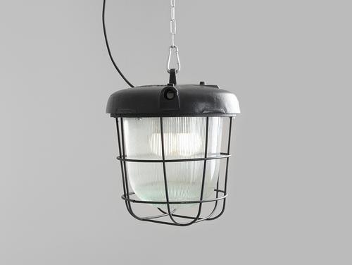 MINER S hanging lamp