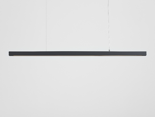 Hanging lamp LINE PLUS XL - graphite