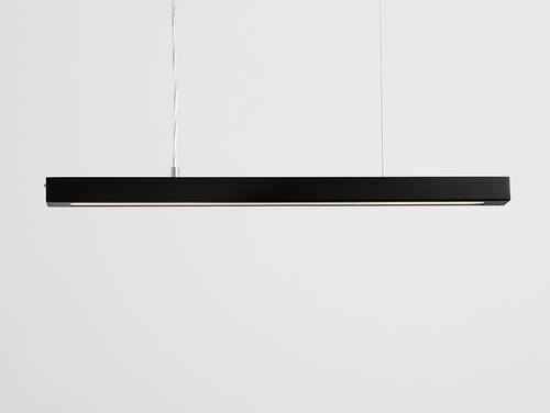 Lampa wisząca LINE PLUS M - czarny