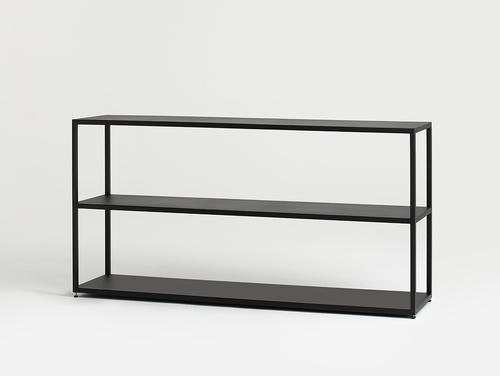 HYLLER METAL 150x75 shelf