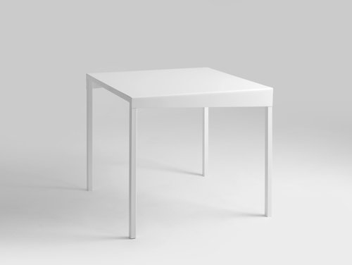OBROOS METAL 80x80 dining table