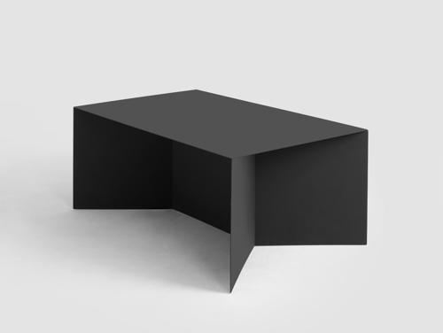 OLI METAL 100x60 coffee table