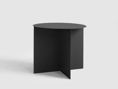 OLI METAL 50 round coffee table