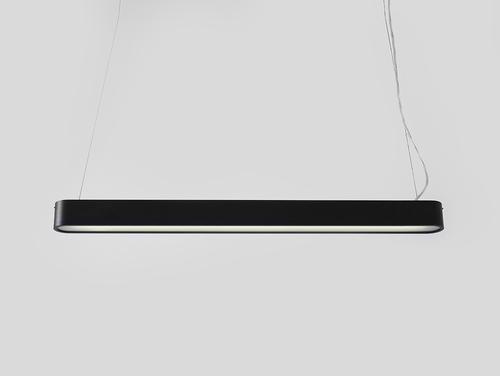 Hanging lamp LAXO 90 - graphite
