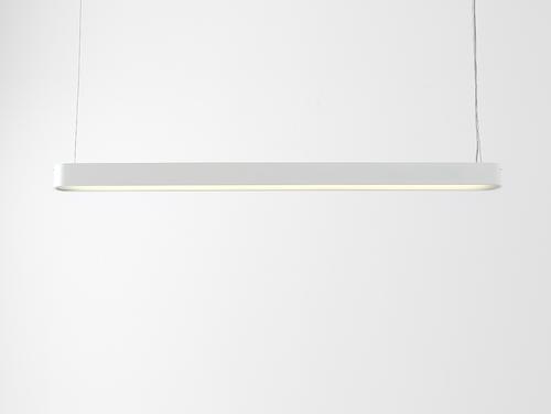 Hanging lamp LAXO 120 - white