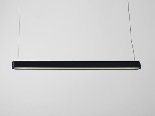 Hanging lamp LAXO 120 - graphite
