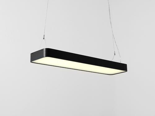 Hanging lamp LAXO 90x20 - graphite