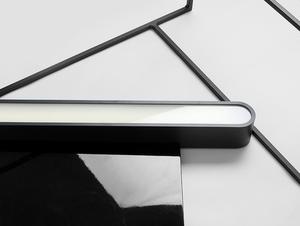 LAXO 60 ceiling lamp - graphite small 1