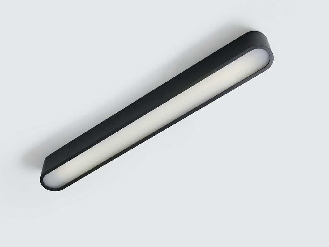LAXO 60 ceiling lamp - graphite