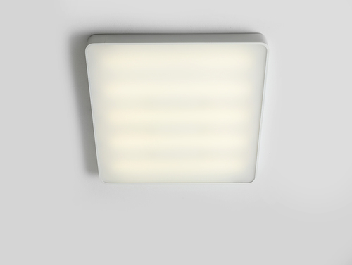 LAXO 60x60 ceiling lamp - white