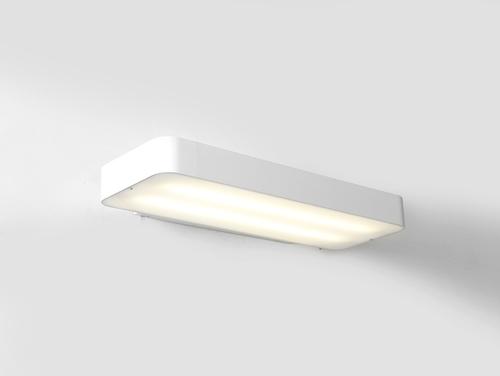 Wall lamp LAXO WALL 60x22 - white