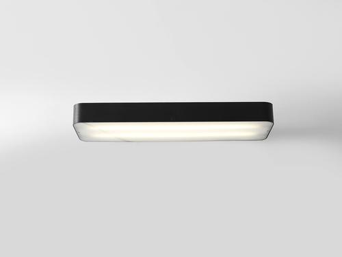 Wall lamp LAXO WALL 60x22 - graphite