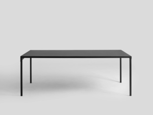 OBROOS METAL 200 dining table small 3