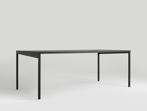 OBROOS METAL 200 dining table