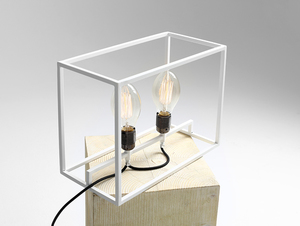METRIC TABLE table lamp small 3