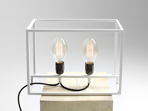 METRIC TABLE table lamp