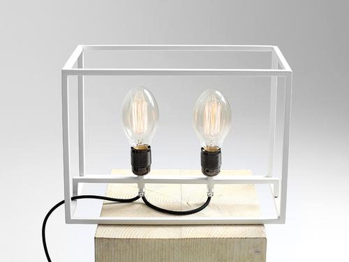 METRIC TABLE table lamp