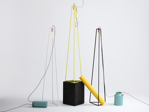 TRIMETRIC FLOOR floor lamp small 2