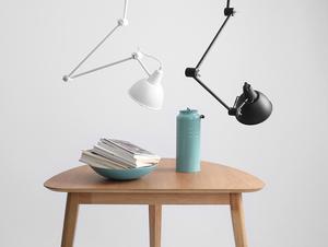 COBEN SUSPENSION hanging lamp - black small 1