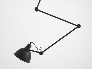 COBEN SUSPENSION hanging lamp - black small 3