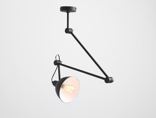COBEN SUSPENSION hanging lamp - black