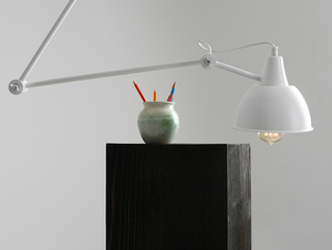 Hanging lamp COBEN SUSPENSION - white small 1