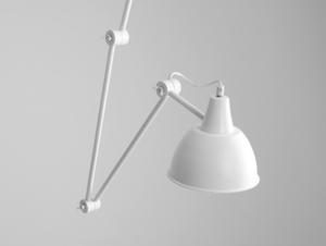 Hanging lamp COBEN SUSPENSION - white small 3