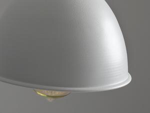 Hanging lamp COBEN SUSPENSION - white small 4