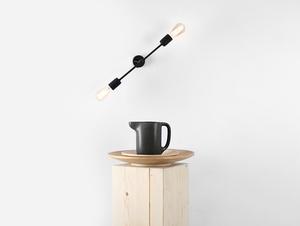 Wall lamp TWIGO WALL 2 S - black small 1