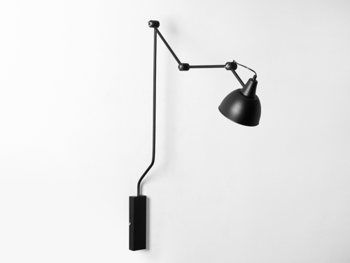 COBEN WALL wall lamp - black
