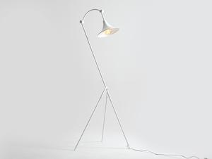 MILLER FLOOR floor lamp - white small 0