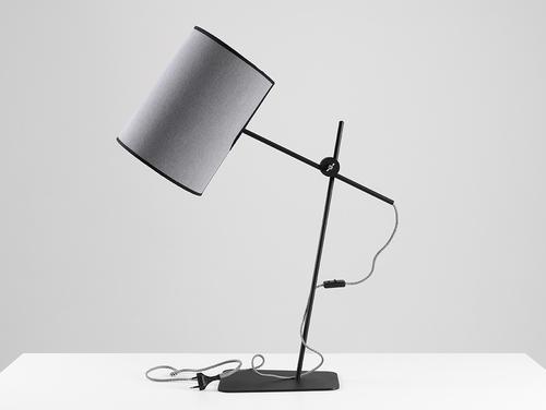 HOBBIT TABLE I desk lamp - gray
