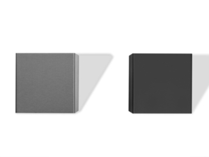 URBAN wall lamp - graphite small 1