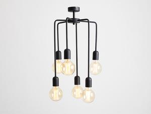 VANWERK TALL pendant lamp - black small 3