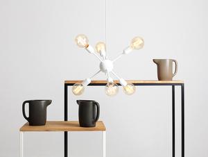 VANWERK BALL pendant lamp - white small 1